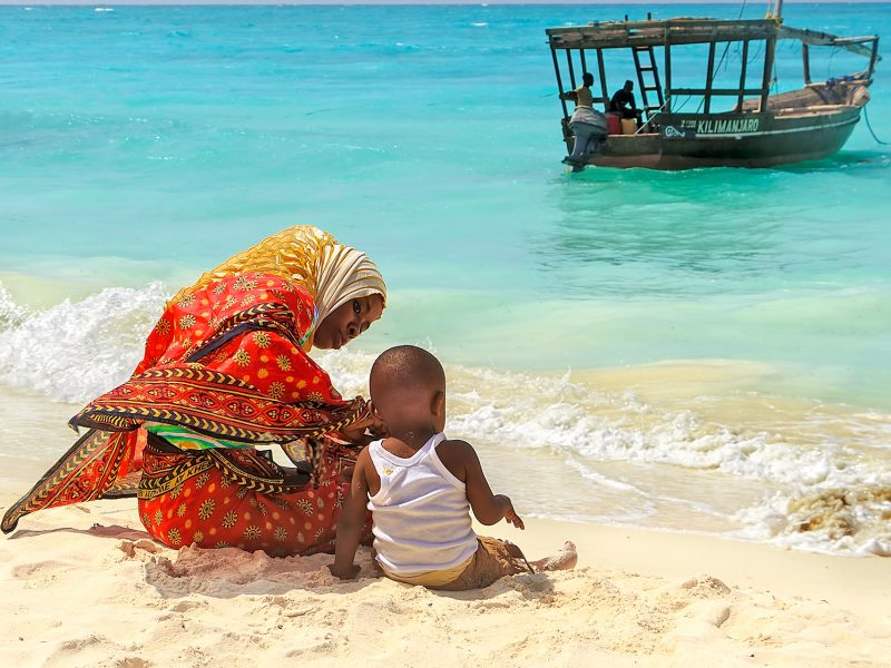 почивка на остров Занзибар
