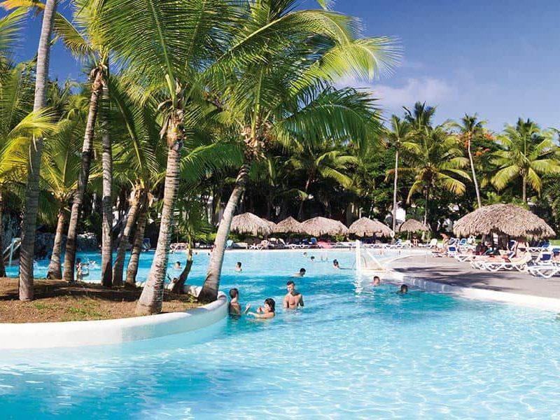 нова година доминиканска република почивка