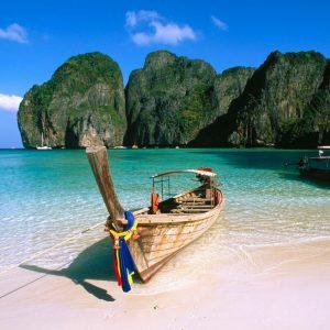 почивка Тайланд
