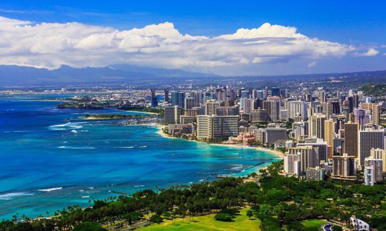 почивка Хавай